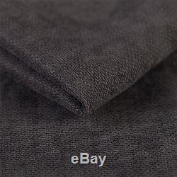 Brand New, UNIVERSAL Corner Sofa Bed with storage Grey soft Fabris