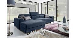 Corner Sofa Asti Mini With Sleep Function And Bed Box