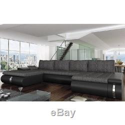 Corner Sofa Bed Fado Lux Storage Container Big Sleeping Surface New