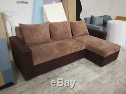 Corner Sofa Bed. FAST DELIVERY. NEW