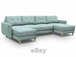 Corner Sofa Bed RETRO FREE DELIVERY