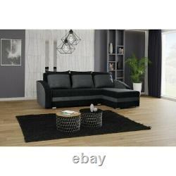 Corner Sofa Bed VIVA