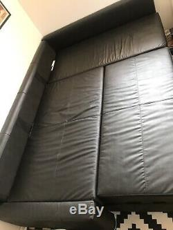 Corner Sofa Bed with Storage Great Condition