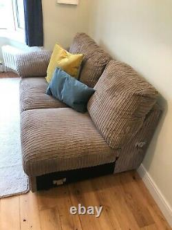 Corner Sofa With Bed