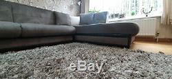 Corner sofa bed with 2 Storages