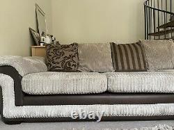 DFS Ewan Corner Sofa With Fold Out Double Bed (COLLECTION ONLY)