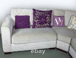 Furniture Village Corner Sofa Bed RRP £2500