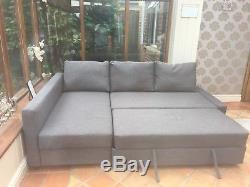 Ikea Corner Sofa Bed Friheten (One month old)