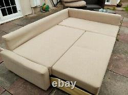 Ikea Corner Sofa Bed With Storage (left or right hand)