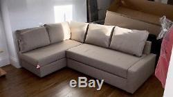 Ikea Friheten Corner Sofa Bed 5 Months Old