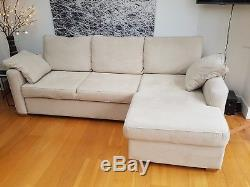 John Lewis Corner Sofa Bed With Storage Space Model Tom Rhf