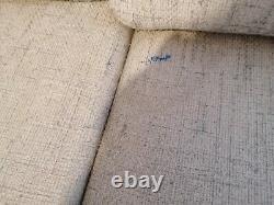 Large U Shaped Corner Sofa Bed + storage compartments + sleep function