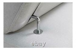 Luxurious PERSEO II Designer Leather Corner Sofa Bed
