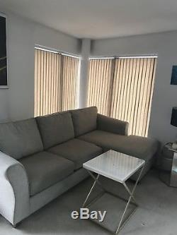 M&S corner Sofa double Bed