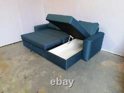 MADE. COM Corner Sofa Bed with Storage