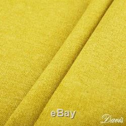 Mustard Corner Sofa Bed Storage High Quality Fabric Left Right Modern Luxury