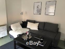 Only 5 Months Old Corner Sofa-bed With Storage For Sale