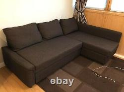 Reduced IKEA FRIHETEN Corner sofa bed with storage Mint condition RRP £479