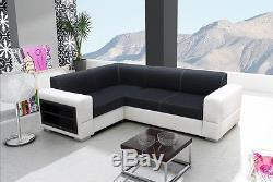 Salwador 5 corner sofa bed, left or right hand corner