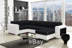 Salwador 7 corner sofa bed, left or right hand corner