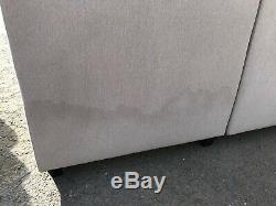 Seattle Rh Corner Fabric Sofa Bed