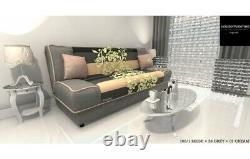 Sofa bed wersalka naronik corner WILLMA choose color