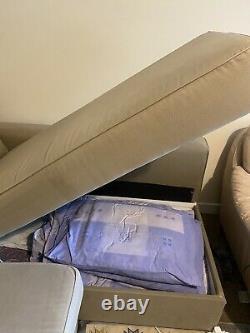 Used Ikea Manstad Corner Sofa Bed